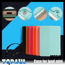 popular candy color leather tablet case for Appls iPads Air 2 16GB Wi-Fi+4G New - Original - Unlocked