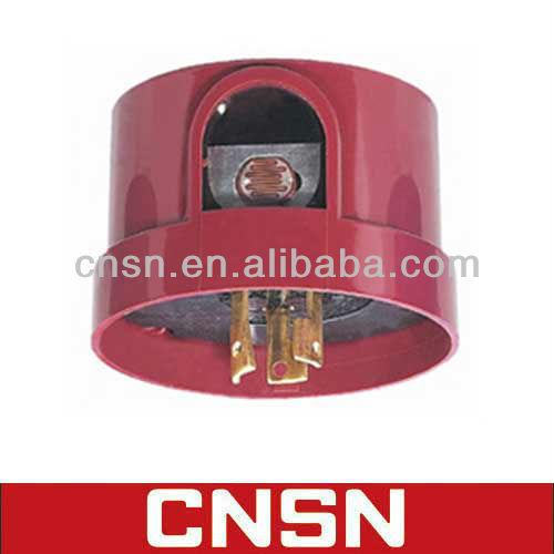 Électrique extérieur cellule photoélectrique commutateur / rue automatique éclairage commutateur / photo de contrôle ( CNSN )