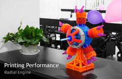 New technology Dual Head Quality Printer,3d printer supplies, printing machines