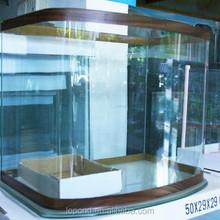 Hot offer Frameless aquariums fish tank glass