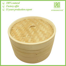 Home Supply Different Sizes Kitchen Bamboo Steamer Basket