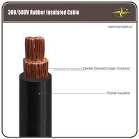 EPR insulation and CPE sheath flexible welding cable electric cable 25mm2 35mm2 50mm2 70mm2 95mm2 120mm2 240mm2