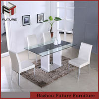 cheap wooden dining table and chair