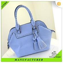 Alibaba supplier shell shape lady good handbag wholesale women bag