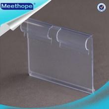 Plastic Hook Label Holder for Price Display