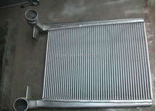 Factory direct sale good quality aluminium DONGFENG 1118ZD2A-001 truck intercooler