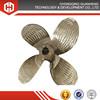 stainless steel marine propeller for vessel