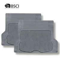 Best Selling car trunk mat, Welcome BSCI, Walmart, Disney, Lowes audit