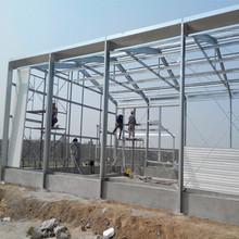 Cheap Modular Prefabricated Warehouse Building In Algeria