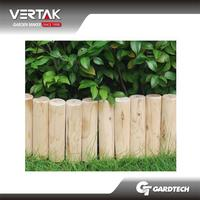 BSCI factory hot sale garden wooden fence