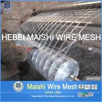 "1"" galvanized welded wire mesh fence"