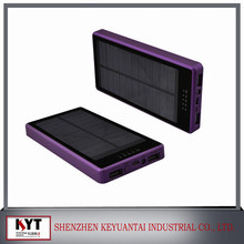 Cute solar power bank charger, best quality power bank, power bank 7000mAh(CE,FCC,ROHS)