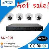 Alibaba best sellers 1080P HD-SDI 4ch kit surveillance cameras,cctv video surveillance camera set
