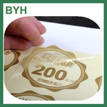 permanent adhesive stickers adhesive stickers for fabric anti-theft adhesive sticker