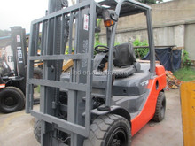 high quality used toyota 3t forklift, good condition