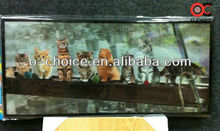 ZB-114 Hot Selling Pictures Of Clay Cat Animals