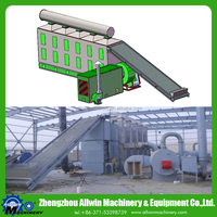 factory direct sale multifunctional stainless steel continuous dryer equipment