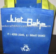 Printed Non Woven PP Bakers Bag