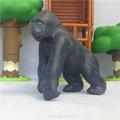Orangotango animal estátua, resina animal figura, estátuas de animais para venda de pvc
