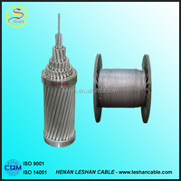 2015 Aluminium Conductor Steel-Reinforced overhead transmission line BS215 acsr conductor