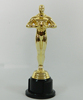 Wholesale plastic figure oscar trophy cup awards new items cheap price