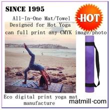 More and more popular Yoga Mat From OEM Yoga Mat Factory