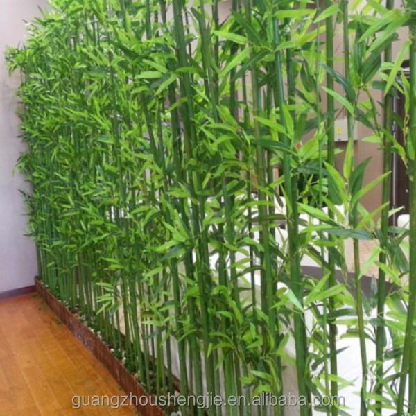 cerca de jardim ferro:Q071114 fabricante cerca do jardim decorativo de bambu pólo-Árvores