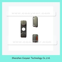 3 in 1 Side Button Power Volume Mute Key Kit for iPhone 4