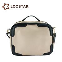 PU Ladies Handbags Unique Design