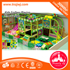 kids indoor soft amusement park games naughty castle with slides