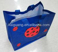 Portable Fashion Supermarket Tesco Shopping Bag