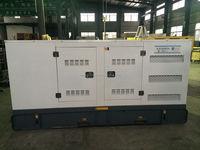 125kva diesel silent cummin generator set price