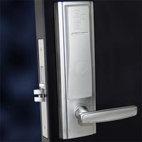 hotel lock, intelligent hotel lock, hotel smart chip card door lock