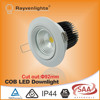 SAA/CE/C-tick/RoHS 15w cob led downlight dimmable with external driver
