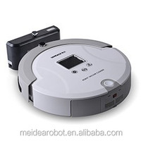 Robot Vacuum Cleaner mopping sweeping self charging intelligent robtic cheap mini uv lamp