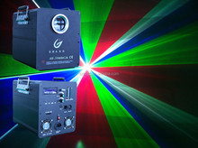 3.5W rgb christmas lights laser projector high power outdoor activities light laser proector advertising beam light laser