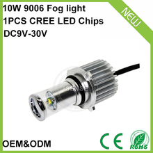 Replacement car parts accent 9006 led fog lamp fog light led
