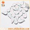 Wholesale fashion transfer teardrop rhinestone accessories