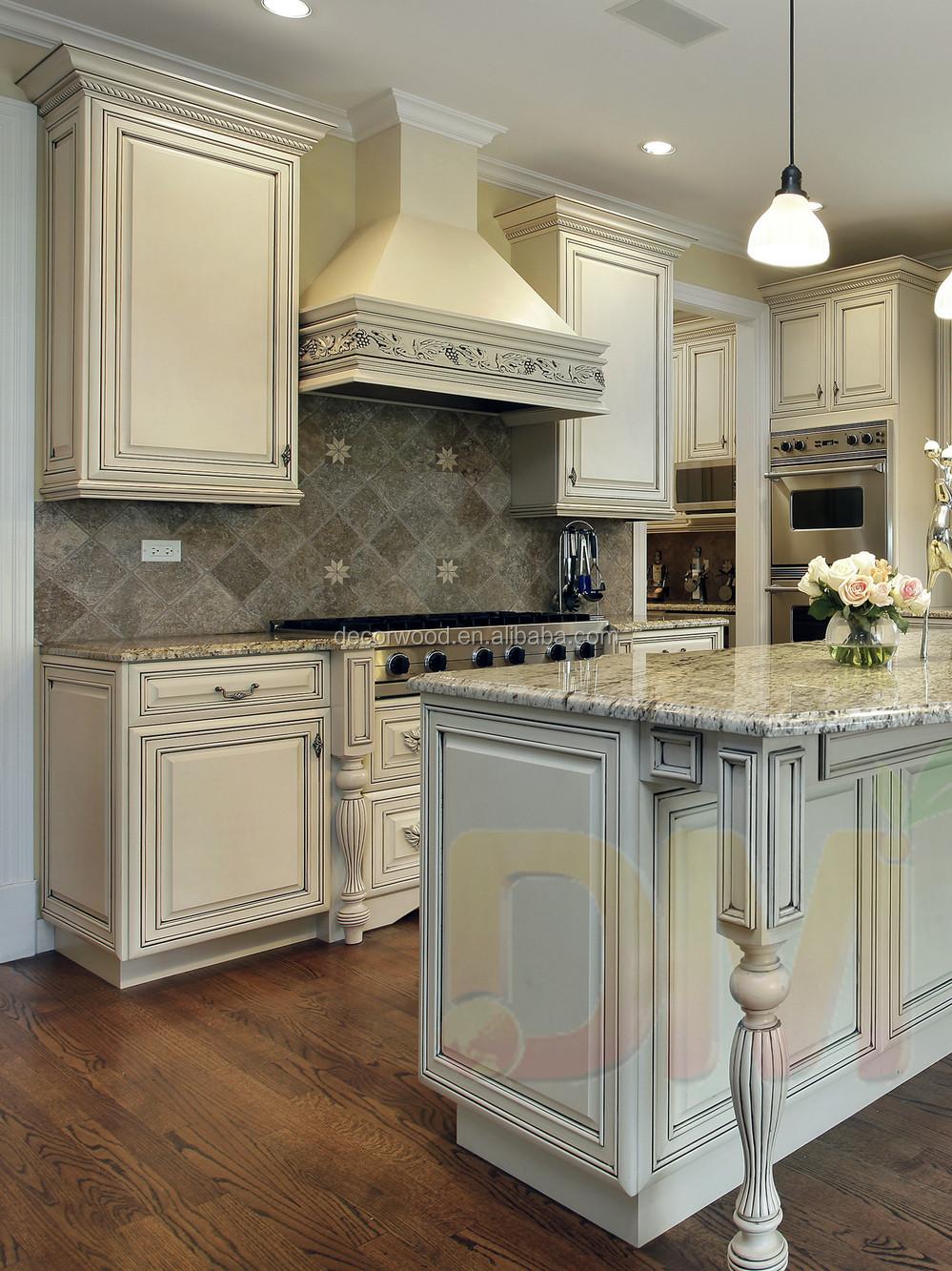 Diseño estilo Ruso de mueble de lujo en madera de color blanco para ...