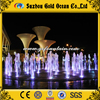 solar water fountain mall decoration water jet light