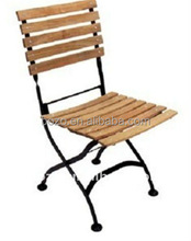 Iron non wood classical garden side chair BZ-CS001
