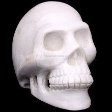 natural carved stone skull polished agate skulls carving carved stone skull