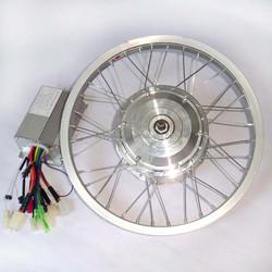 20 inch ebike motor kit brushless dc motor 36v 350w