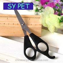 forbici da compagnia riparazione taglio di capelli di cane bellezza forbici cane bellezza di taglio dritto taglio piatto