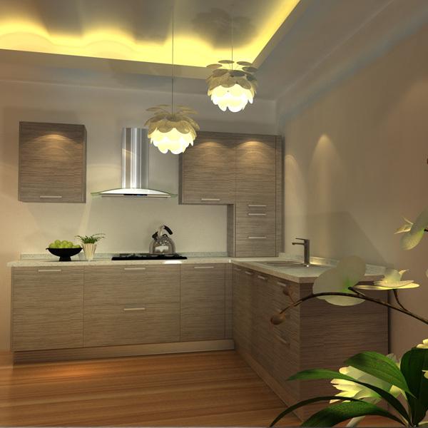 Modular oppein colgando moderno tablero de la melamina for Diseno de gabinetes de cocina modernos