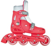 New Casual kids Inline roller skates detachable and professional for sales PVC wheels