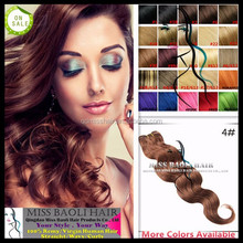Alibaba Trade Assurance Paypal Accepted Factory Price Color 33 Curly Indian Remy Hair