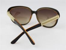 New Fashion Simple Elegant Acetate Frame Polarized Sunglasses