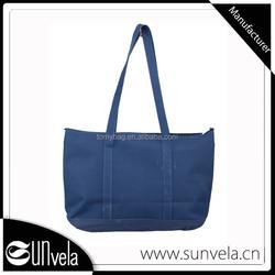 Fashion Mom Nylon Black Big Non Woven Trade Cute Small 2015 Fashion New Style Shopping Bag and Tote Bag Lady First Choice