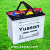 Hot Sale 12V45AH Lead Acid JIS 12V Dry Charged Car Battery 46B24L